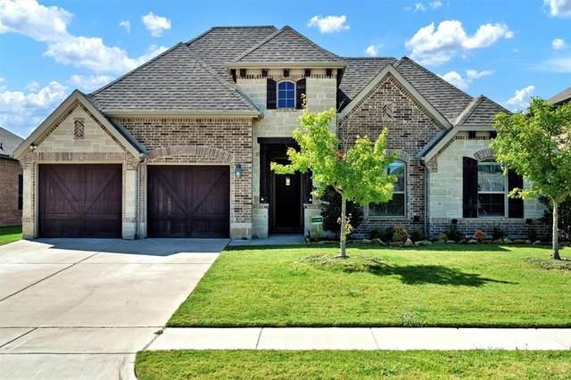 520 Sagebrush Lane, Waxahachie, TX 75165 (MLS #14678415) :: The Hornburg Real Estate Group