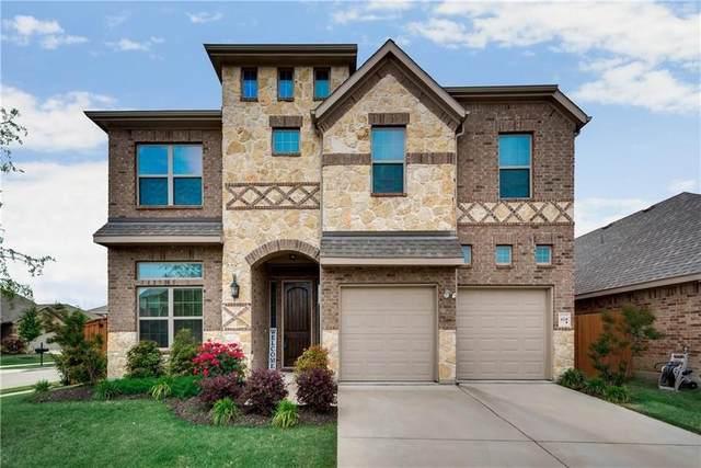 4118 Legend Trail, Heartland, TX 75126 (MLS #14678416) :: Lisa Birdsong Group | Compass