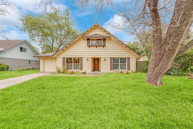 814 Greenhaven Drive, Richardson, TX 75080 (MLS #14678422) :: Real Estate By Design