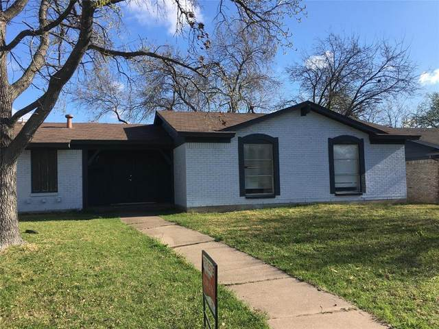 2613 Laramie Street, Irving, TX 75062 (MLS #14678439) :: Trinity Premier Properties