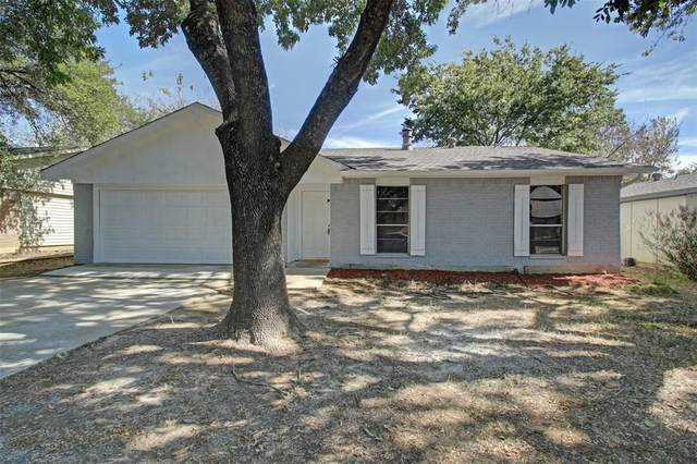619 Mckown Drive, Mansfield, TX 76063 (MLS #14678452) :: Russell Realty Group