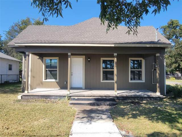 2304 Morgan Street, Greenville, TX 75401 (MLS #14678480) :: Trinity Premier Properties