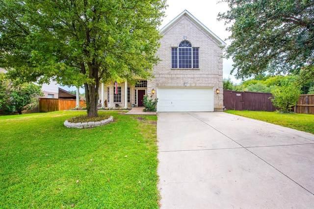 2900 Osage, Denton, TX 76210 (MLS #14678486) :: Crawford and Company, Realtors
