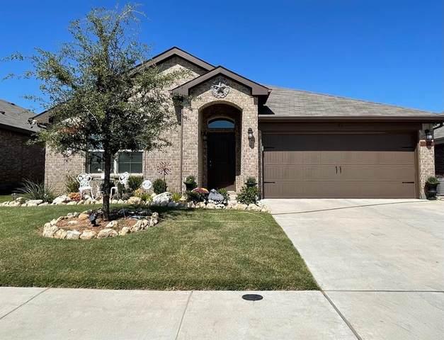 741 Walls Boulevard, Crowley, TX 76036 (MLS #14678504) :: Real Estate By Design