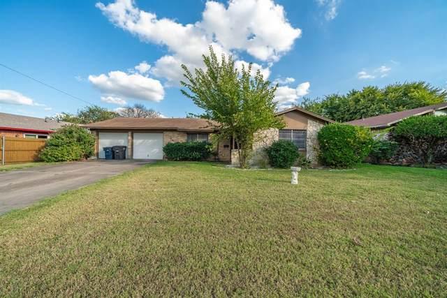 5617 Comer Drive, Fort Worth, TX 76134 (MLS #14678505) :: RE/MAX Pinnacle Group REALTORS