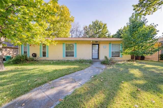 516 Coronado Drive, Denton, TX 76209 (MLS #14678522) :: Real Estate By Design