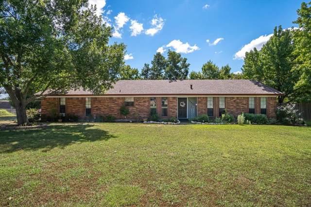 104 Willow Lake Lane, Crandall, TX 75114 (MLS #14678529) :: The Hornburg Real Estate Group