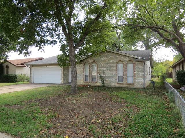 1417 Bogarte Drive, Grand Prairie, TX 75051 (MLS #14678545) :: Real Estate By Design