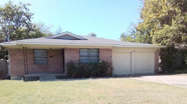 2333 Aspen Drive, Dallas, TX 75227 (MLS #14678571) :: Justin Bassett Realty