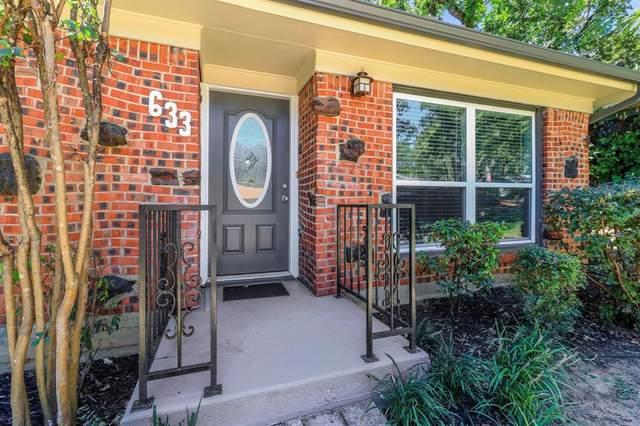 633 Ponderosa Drive, Hurst, TX 76053 (MLS #14678581) :: RE/MAX Pinnacle Group REALTORS
