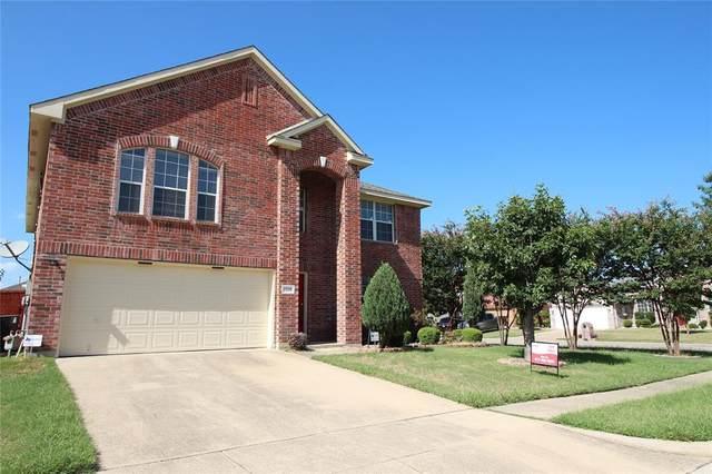 7209 Hummingbird Court, North Richland Hills, TX 76180 (MLS #14678592) :: Real Estate By Design