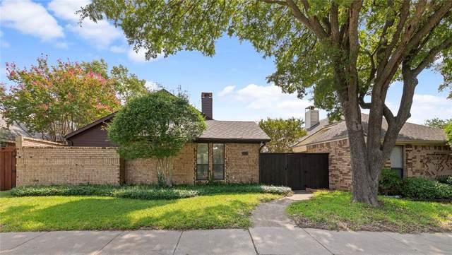 803 Cresside Lane, Richardson, TX 75081 (MLS #14678626) :: Benchmark Real Estate Services