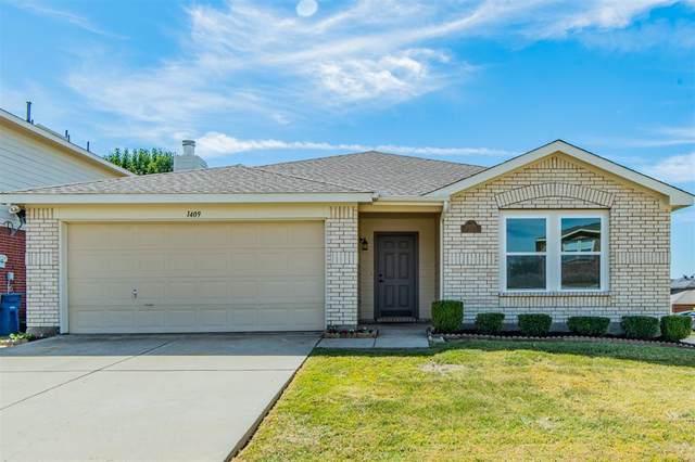 1409 Laurel Hall Lane, Little Elm, TX 75068 (MLS #14678653) :: The Hornburg Real Estate Group