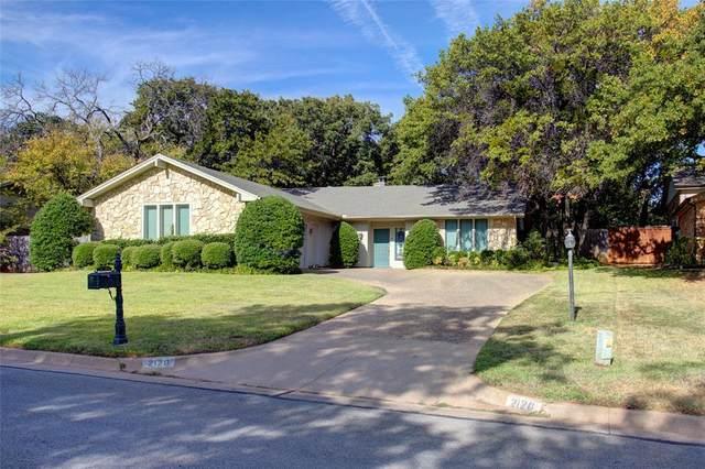2120 Valleydale Drive, Arlington, TX 76013 (MLS #14678656) :: Real Estate By Design