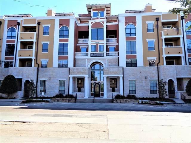 8616 Turtle Creek Boulevard #406, Dallas, TX 75225 (MLS #14678670) :: RE/MAX Pinnacle Group REALTORS
