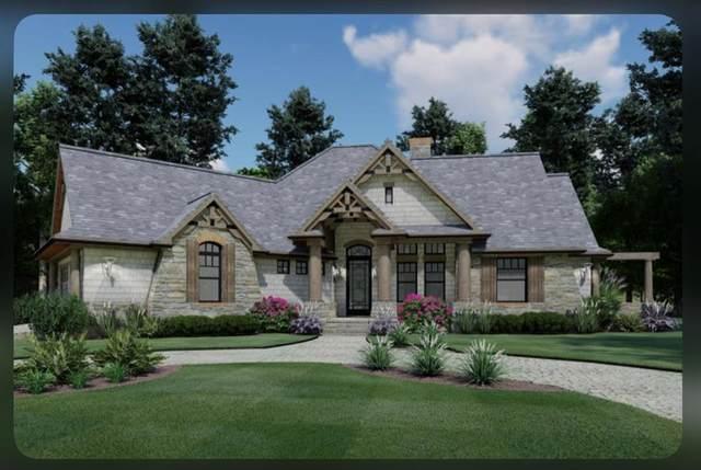 136 Greyhound Lane, Poolville, TX 76487 (MLS #14678680) :: Robbins Real Estate Group