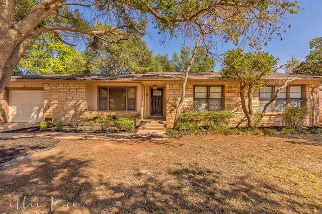 617 Lexington Avenue, Abilene, TX 79605 (MLS #14678681) :: Epic Direct Realty
