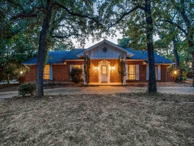 5100 Oak Timbers Court, Colleyville, TX 76034 (MLS #14678686) :: The Tierny Jordan Network
