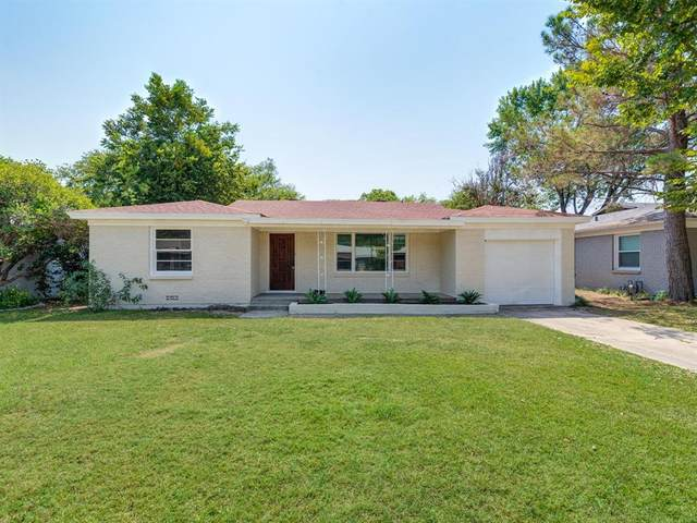 5421 Volder Drive, Fort Worth, TX 76114 (MLS #14678704) :: The Star Team   Rogers Healy and Associates