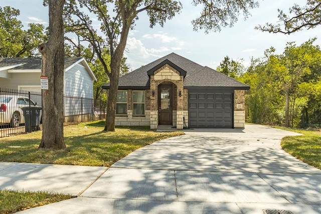 3213 Evans Avenue, Fort Worth, TX 76110 (MLS #14678726) :: The Star Team   Rogers Healy and Associates