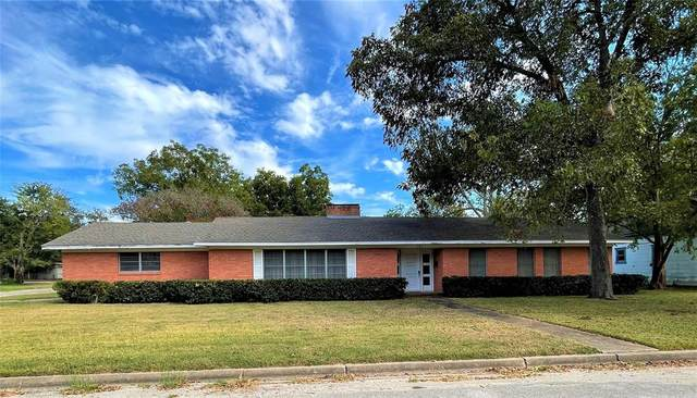 301 S 8th Avenue, Teague, TX 75860 (MLS #14678728) :: Real Estate By Design