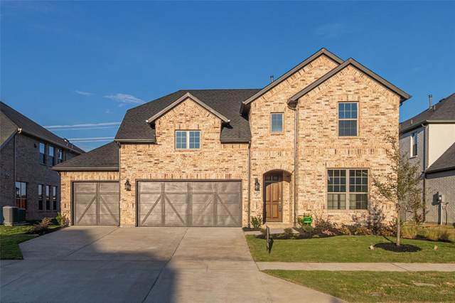 16125 Sedgemoor Drive, Frisco, TX 75033 (MLS #14678733) :: Russell Realty Group
