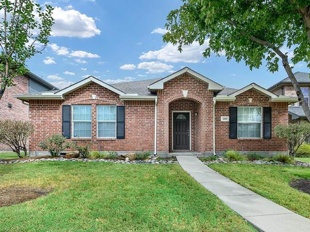 1009 Shelborn Drive, Allen, TX 75002 (MLS #14678746) :: Russell Realty Group