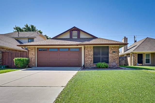 1153 Meadow Park Lane, Grand Prairie, TX 75052 (MLS #14678785) :: Trinity Premier Properties
