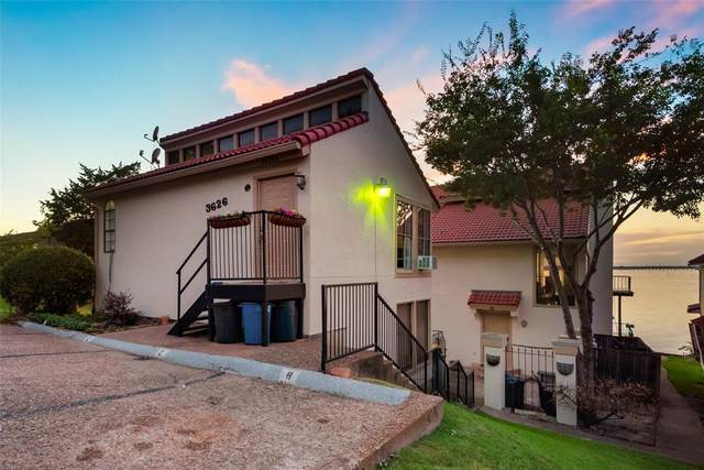 3626 Lakeside Drive, Rockwall, TX 75087 (MLS #14678791) :: Craig Properties Group