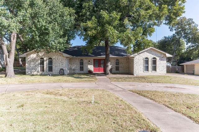 1509 Sharon Drive, Cedar Hill, TX 75104 (MLS #14678809) :: RE/MAX Pinnacle Group REALTORS