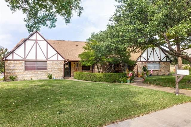 7603 Village Trail Drive, Dallas, TX 75254 (MLS #14678839) :: RE/MAX Landmark