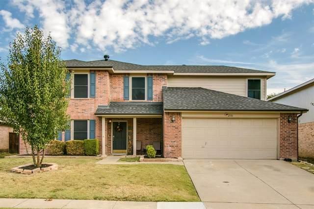 2516 Sierra Drive, Mckinney, TX 75071 (MLS #14678843) :: Real Estate By Design