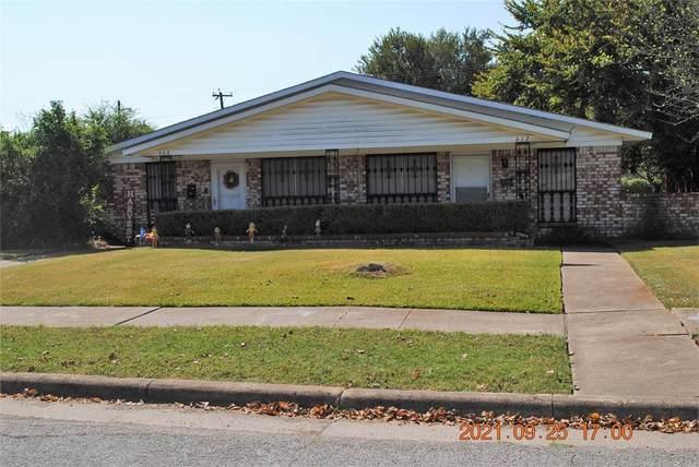 608 Arbor Lane, Lancaster, TX 75134 (MLS #14678854) :: Crawford and Company, Realtors