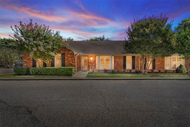 5222 Lake Shore Drive, Waco, TX 76710 (MLS #14678856) :: Real Estate By Design