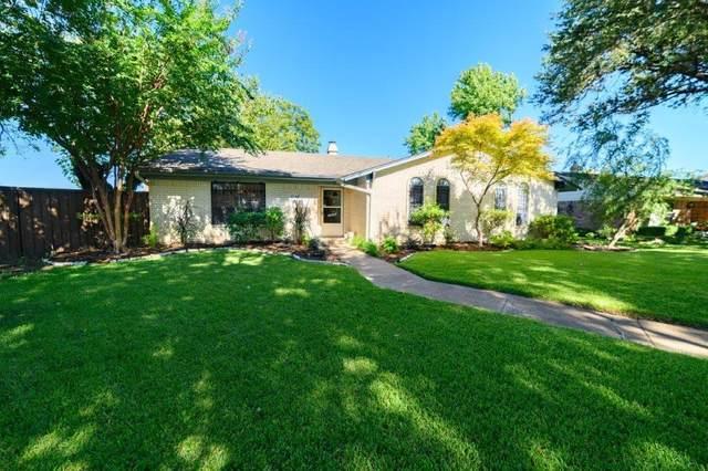 2733 Biloxi Lane, Mesquite, TX 75150 (MLS #14678857) :: Real Estate By Design