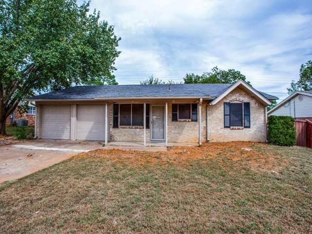 1408 Morrison Drive, Denison, TX 75020 (MLS #14678872) :: Crawford and Company, Realtors