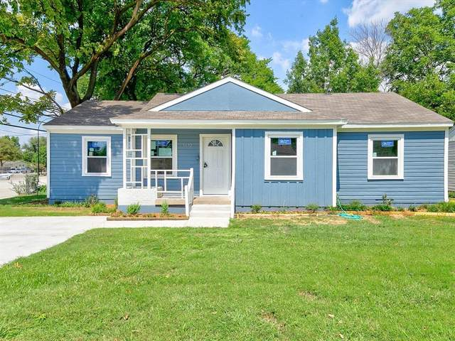1632 Carswell Terrace, Arlington, TX 76010 (MLS #14678873) :: Crawford and Company, Realtors