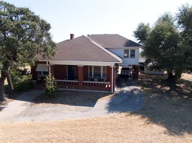 1823 S Main Street, Weatherford, TX 76086 (MLS #14678904) :: The Mauelshagen Group