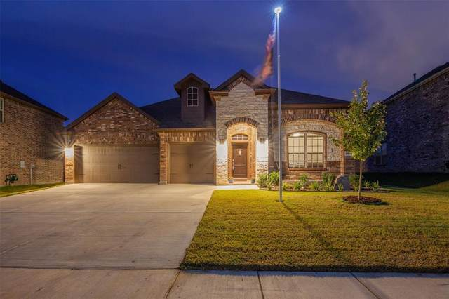 3012 Faro Road, Aubrey, TX 76227 (MLS #14678931) :: Frankie Arthur Real Estate
