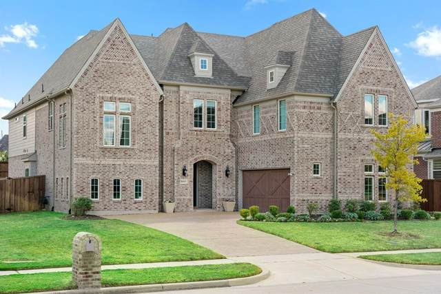 8605 Vatican Drive, Mckinney, TX 75071 (MLS #14678992) :: The Good Home Team
