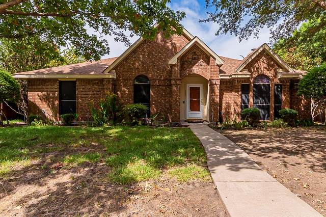 715 Cottonwood Drive, Allen, TX 75002 (MLS #14679008) :: Russell Realty Group