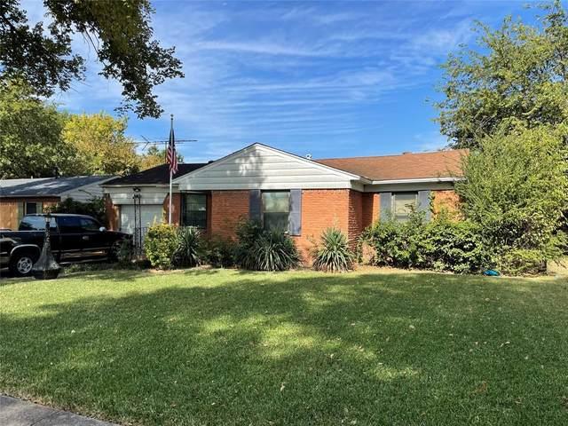 1827 Highland Street, Mesquite, TX 75149 (MLS #14679024) :: Craig Properties Group