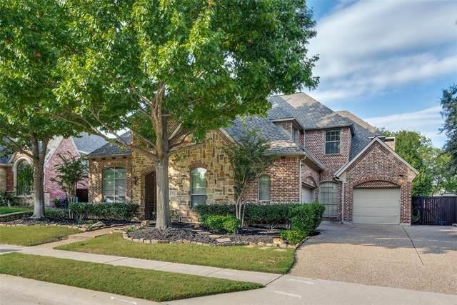 7112 Millard Pond Drive, Mckinney, TX 75071 (MLS #14679031) :: Real Estate By Design