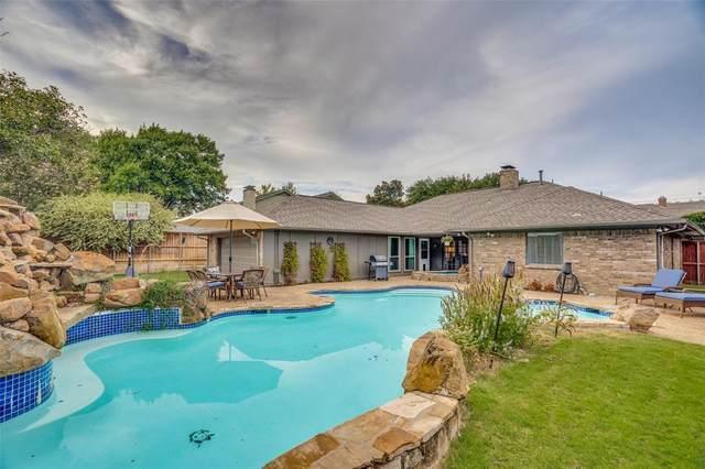 6214 Crested Butte Drive, Dallas, TX 75252 (MLS #14679067) :: Trinity Premier Properties