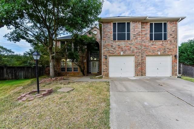 4203 Treehaven Court, Arlington, TX 76016 (MLS #14679070) :: Craig Properties Group