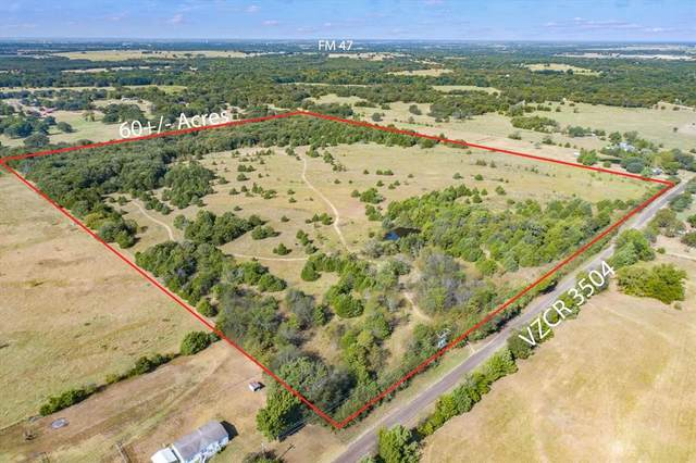 TBD Vz County Road 3504, Wills Point, TX 75169 (#14679071) :: Homes By Lainie Real Estate Group