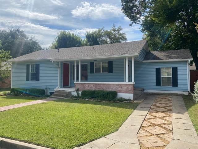409 W Simmons Street, Weatherford, TX 76086 (MLS #14679074) :: Craig Properties Group