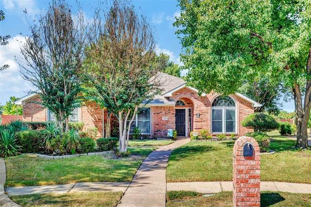 7909 Bow Court, Frisco, TX 75035 (MLS #14679102) :: Russell Realty Group
