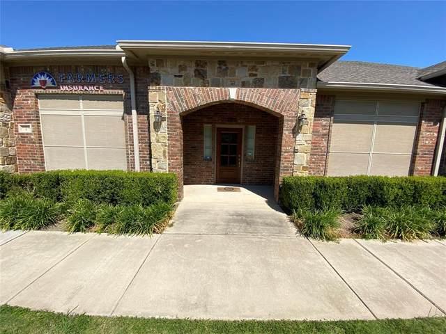 2785 Rockbrook Drive #104, Lewisville, TX 75067 (MLS #14679185) :: KW Commercial Dallas
