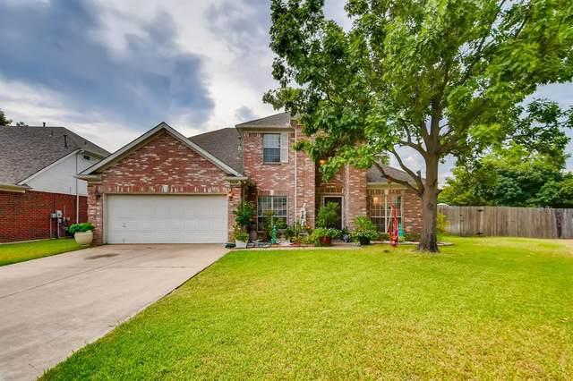 5917 Lakeview Court, Haltom City, TX 76137 (MLS #14679222) :: Jones-Papadopoulos & Co
